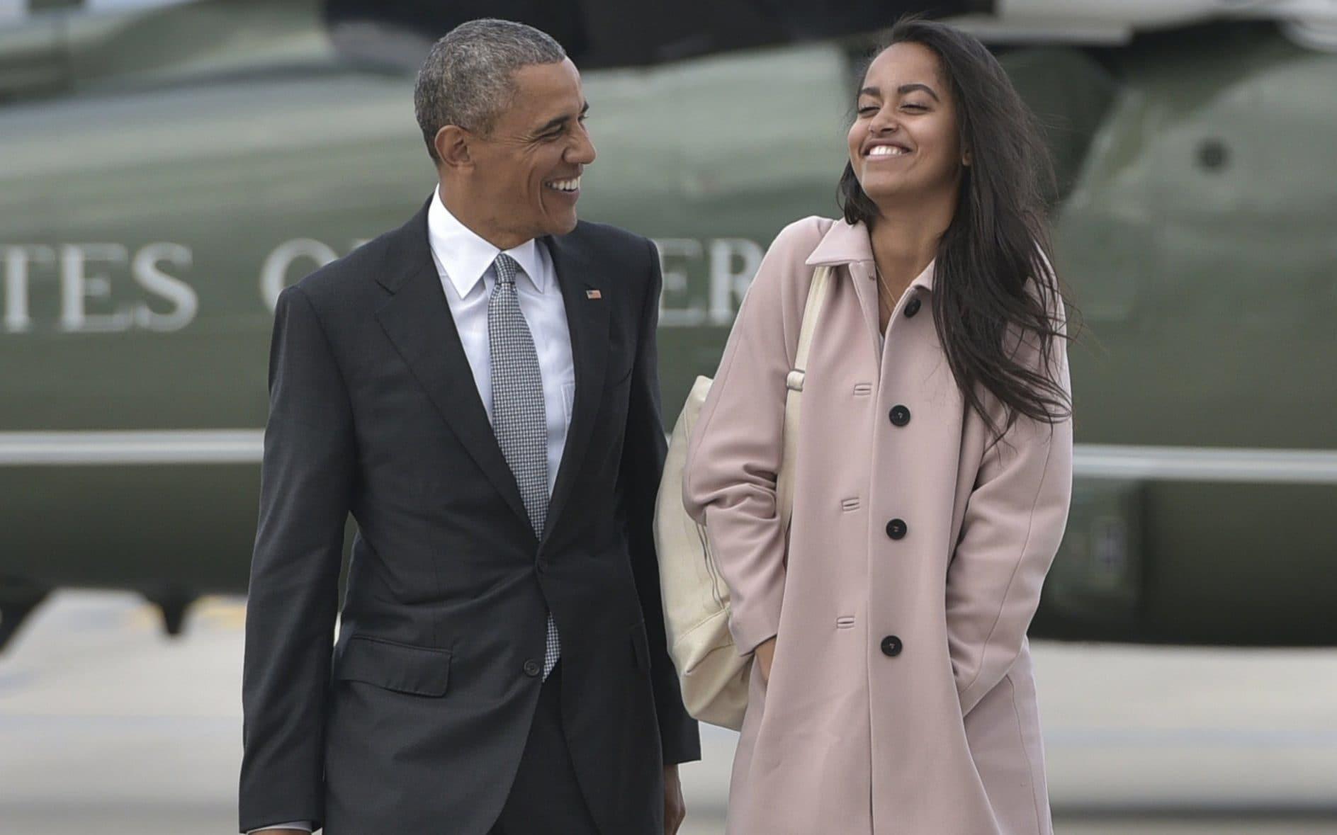 Bạn trai danh gia vọng tộc của ái nữ nhà Obama-1