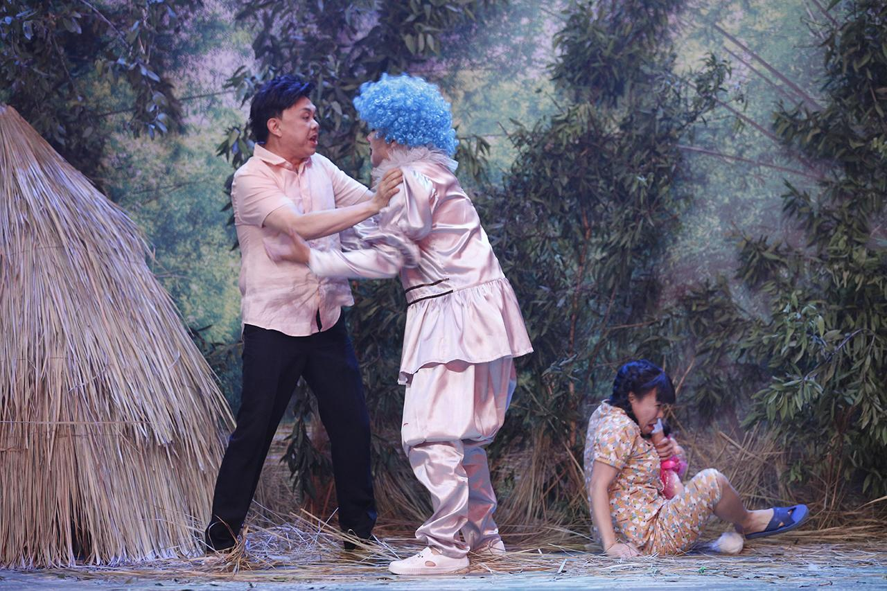 Sau Thủy Tiên, Việt Hương gây ám ảnh khi tái hiện màn gào thét vì bị lạm dụng tình dục-2