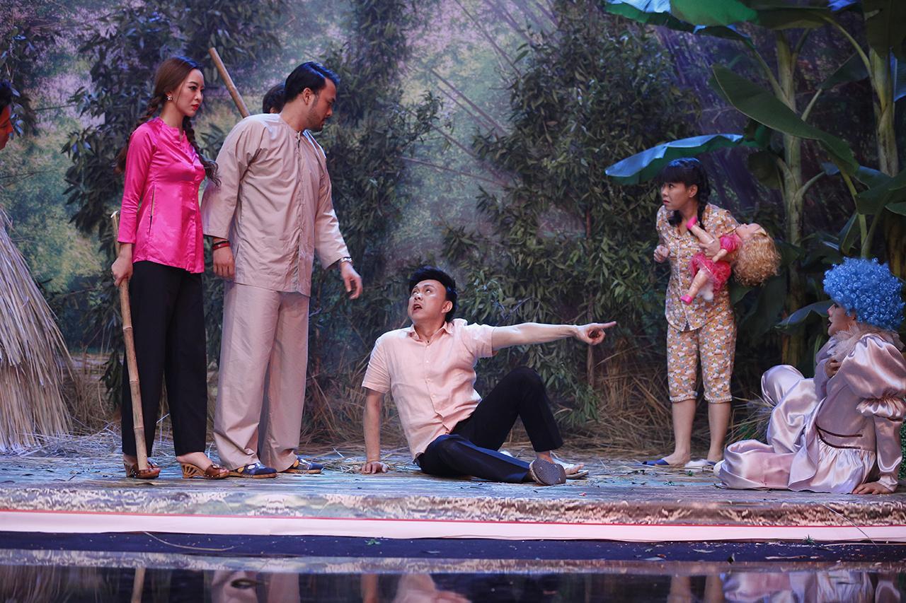 Sau Thủy Tiên, Việt Hương gây ám ảnh khi tái hiện màn gào thét vì bị lạm dụng tình dục-3