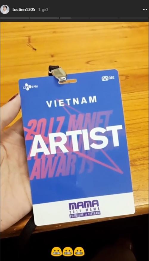 Chưa biết đêm trao giải thế nào, trước mắt là MAMA 2017 cực tử tế với nghệ sĩ Việt rồi!-5