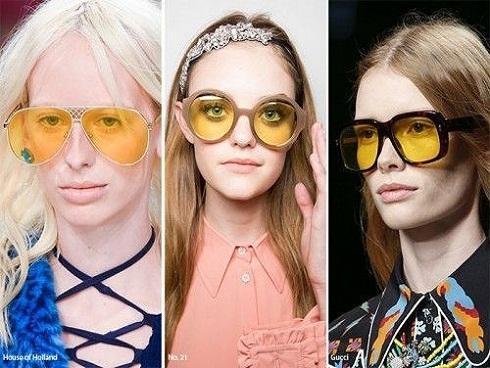 Để không bị chê lỗi mốt, sắm ngay 5 kiểu kính đang khiến các fashionista 'điêu đứng'