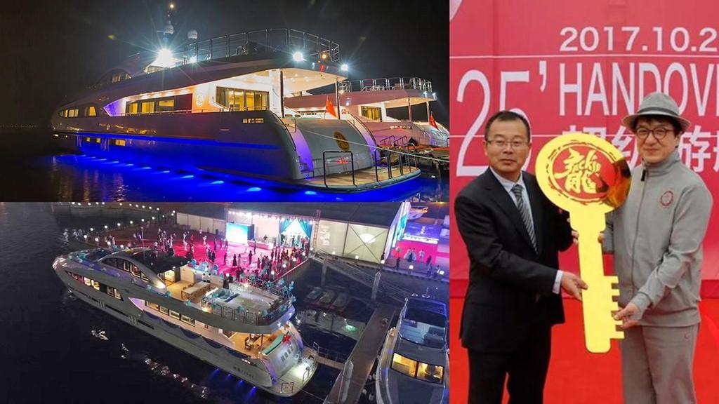 Siêu du thuyền Ruiying 125 sang trọng của Thành Long-2