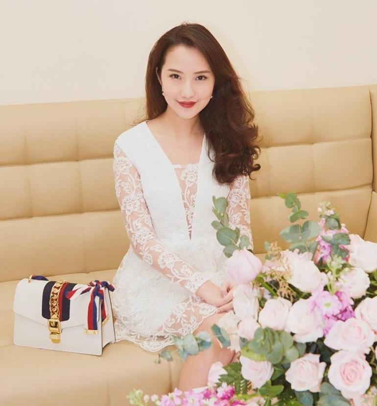 Hot girl - hot boy Việt 24/11: Xuân Thảo tái xuất xinh đẹp sau khi được Phan Thành công khai tình cảm-1