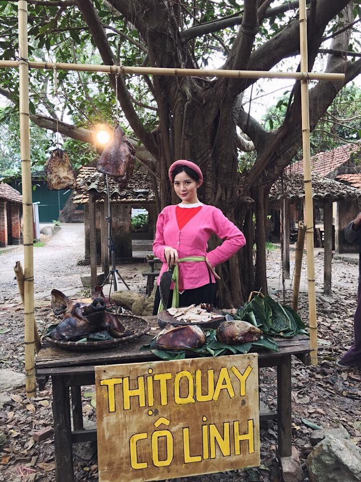 Hot girl - hot boy Việt 24/11: Xuân Thảo tái xuất xinh đẹp sau khi được Phan Thành công khai tình cảm-4