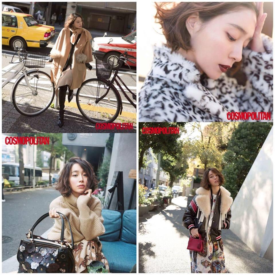 Sao Hàn 24/11: Lee Min Jung, Kim Hee Sun đọ sắc trên tạp chí-2