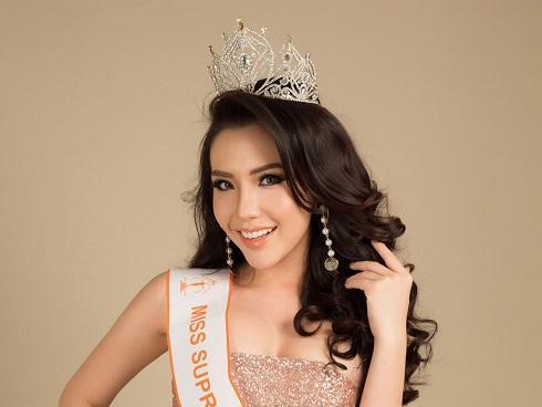 Hoa hậu Siêu quốc gia 2017 đã thi xong bán kết, đại diện Việt Nam mới chuẩn bị lên đường