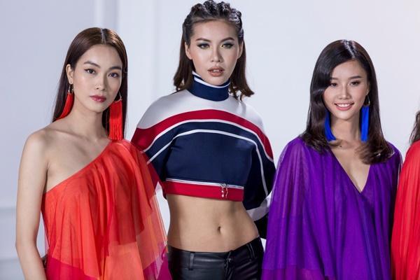 The Look 2017: Minh Tú chỉ thẳng mặt và đuổi Vũ Ngọc Châm ra ngoài-4