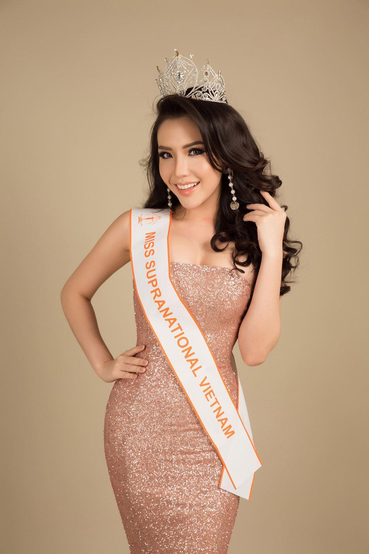 Hoa hậu Siêu quốc gia 2017 đã thi xong bán kết, đại diện Việt Nam mới chuẩn bị lên đường-1