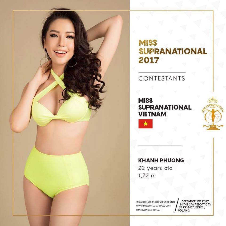 Hoa hậu Siêu quốc gia 2017 đã thi xong bán kết, đại diện Việt Nam mới chuẩn bị lên đường-2
