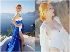 Hương Giang Idol khoe thân hình sexy, 'bỏng' mắt trong MV mới