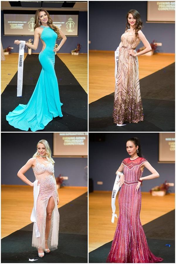 Hoa hậu Siêu quốc gia 2017 đã thi xong bán kết, đại diện Việt Nam mới chuẩn bị lên đường-5