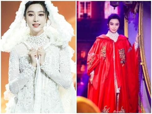 Chưa cưới Lý Thần nhưng Phạm Băng Băng đã mặc đồ trắng tinh khôi không khác gì cô dâu