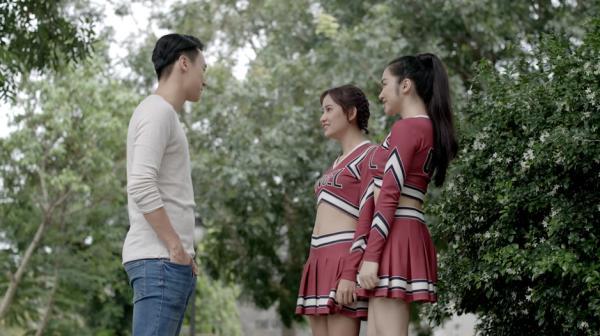 Glee: Cuối cùng thì Rocker Nguyễn cũng đã yêu Cindy V-3 'Glee': Cuối cùng thì Rocker Nguyễn cũng đã yêu Cindy V