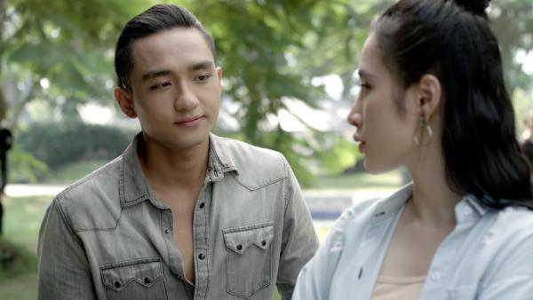Glee: Cuối cùng thì Rocker Nguyễn cũng đã yêu Cindy V-7 'Glee': Cuối cùng thì Rocker Nguyễn cũng đã yêu Cindy V