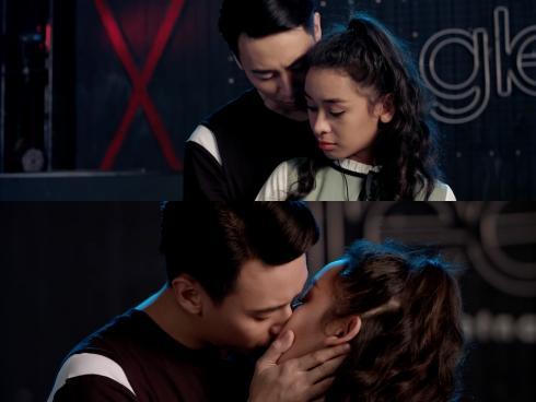 'Glee': Cuối cùng thì Rocker Nguyễn cũng đã yêu Cindy V