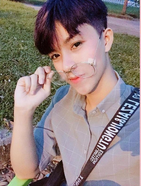 Mỹ nam Đồng Nai được khen đẹp hơn hoa chỉ với bức ảnh chụp tự sướng-4
