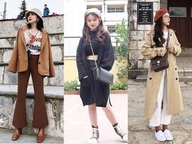 Linh Ka dẫn đầu dàn hot-face Việt 'bung lụa' với street style bắt mắt ngày chớm đông