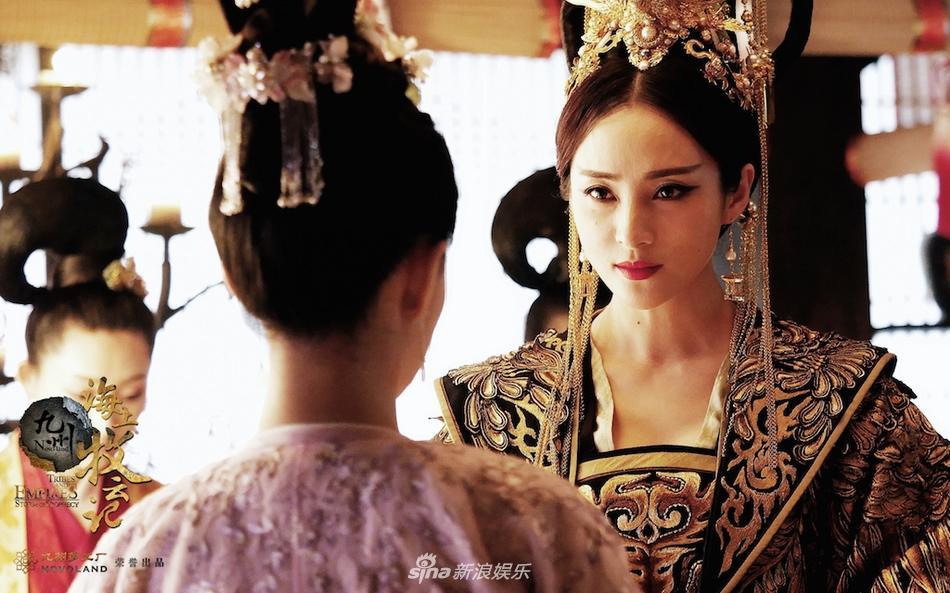 Đệ nhất mỹ nhân cổ trang Trung Quốc tái xuất lộng lẫy ở tuổi 42-3 Đệ nhất mỹ nhân cổ trang Trung Quốc tái xuất lộng lẫy ở tuổi 42