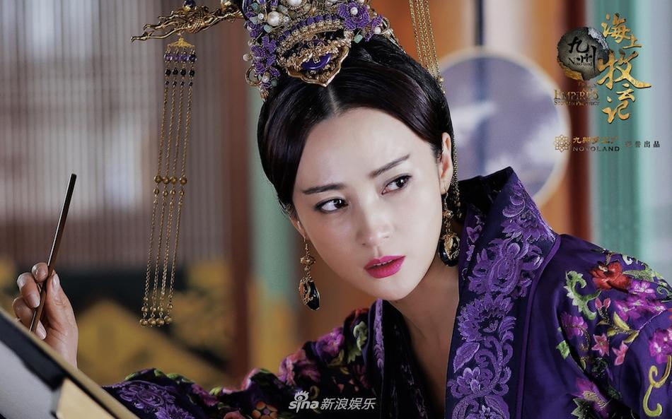 Đệ nhất mỹ nhân cổ trang Trung Quốc tái xuất lộng lẫy ở tuổi 42-7 Đệ nhất mỹ nhân cổ trang Trung Quốc tái xuất lộng lẫy ở tuổi 42