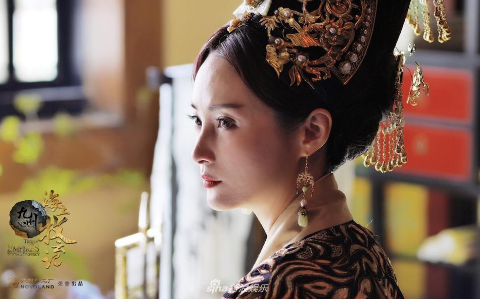 Đệ nhất mỹ nhân cổ trang Trung Quốc tái xuất lộng lẫy ở tuổi 42-6 Đệ nhất mỹ nhân cổ trang Trung Quốc tái xuất lộng lẫy ở tuổi 42
