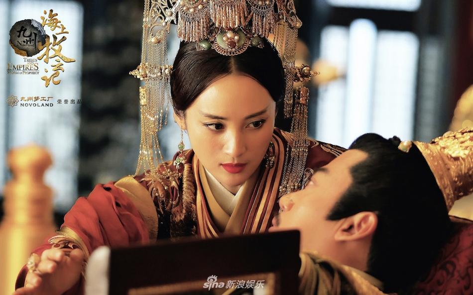 Đệ nhất mỹ nhân cổ trang Trung Quốc tái xuất lộng lẫy ở tuổi 42-5