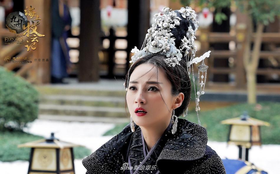 Đệ nhất mỹ nhân cổ trang Trung Quốc tái xuất lộng lẫy ở tuổi 42-8 Đệ nhất mỹ nhân cổ trang Trung Quốc tái xuất lộng lẫy ở tuổi 42