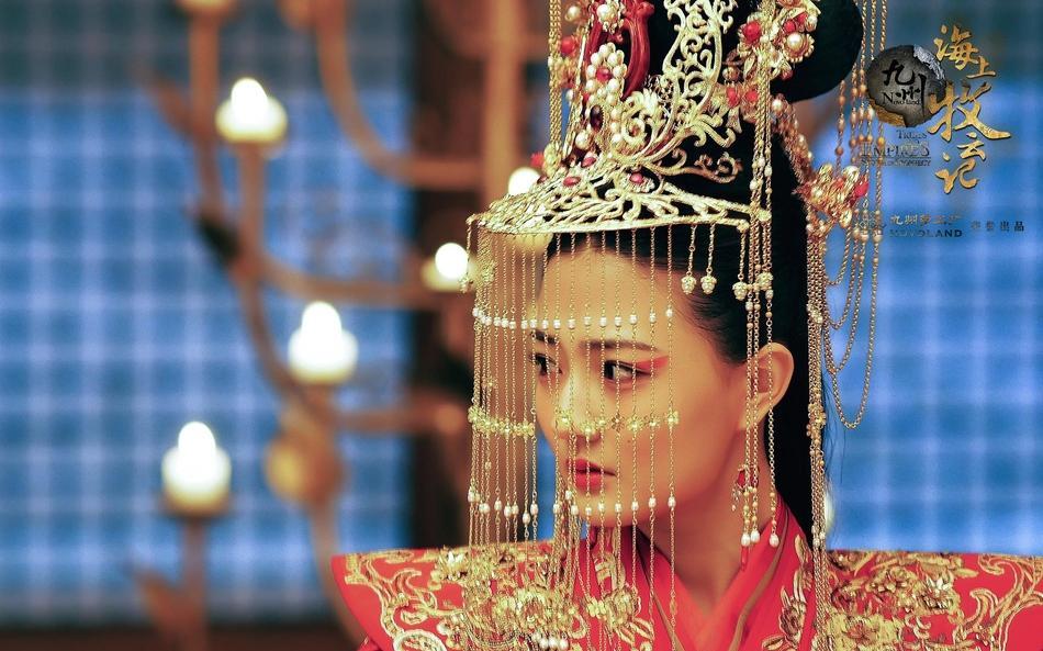 Đệ nhất mỹ nhân cổ trang Trung Quốc tái xuất lộng lẫy ở tuổi 42-11 Đệ nhất mỹ nhân cổ trang Trung Quốc tái xuất lộng lẫy ở tuổi 42