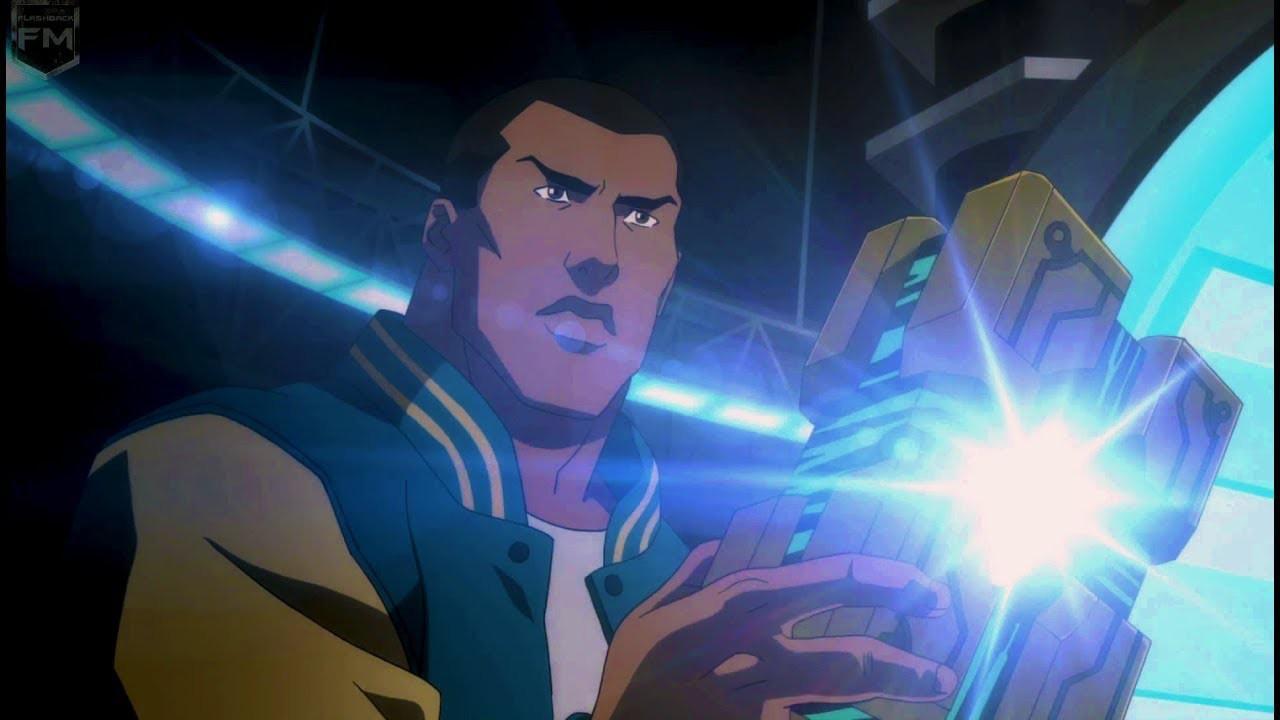 Đố bạn Justice League bản điện ảnh có gì khác với Justice League: War?-2 Đố bạn 'Justice League' bản điện ảnh có gì khác với 'Justice League: War'?