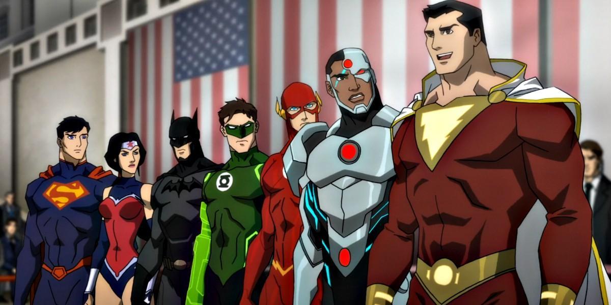 Đố bạn Justice League bản điện ảnh có gì khác với Justice League: War?-3 Đố bạn 'Justice League' bản điện ảnh có gì khác với 'Justice League: War'?