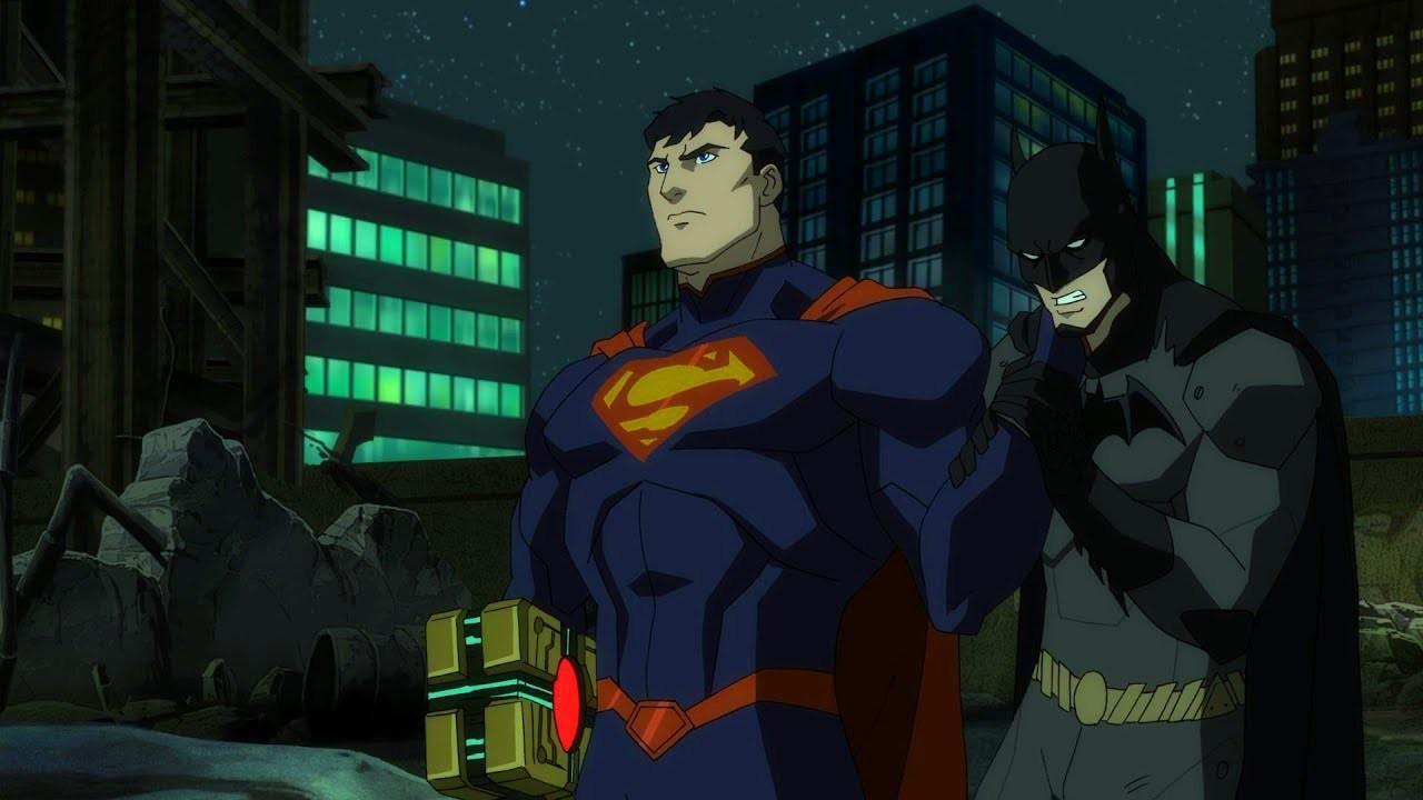 Đố bạn Justice League bản điện ảnh có gì khác với Justice League: War?-4 Đố bạn 'Justice League' bản điện ảnh có gì khác với 'Justice League: War'?