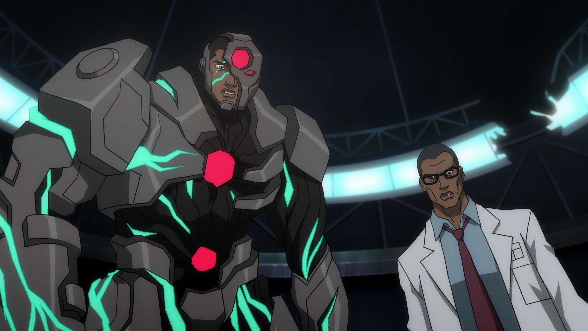 Đố bạn Justice League bản điện ảnh có gì khác với Justice League: War?-5 Đố bạn 'Justice League' bản điện ảnh có gì khác với 'Justice League: War'?
