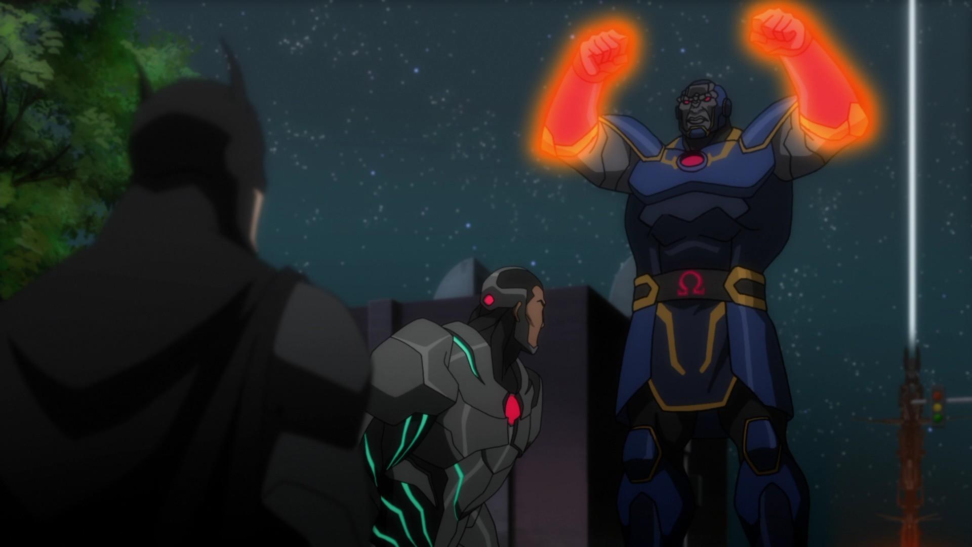 Đố bạn Justice League bản điện ảnh có gì khác với Justice League: War?-6 Đố bạn 'Justice League' bản điện ảnh có gì khác với 'Justice League: War'?