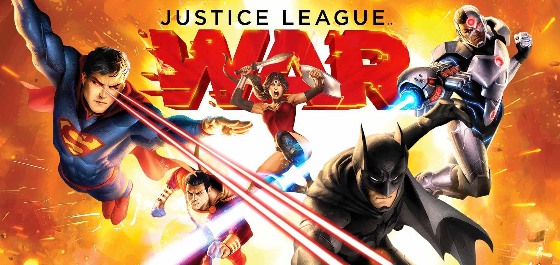 Đố bạn Justice League bản điện ảnh có gì khác với Justice League: War?-1 Đố bạn 'Justice League' bản điện ảnh có gì khác với 'Justice League: War'?