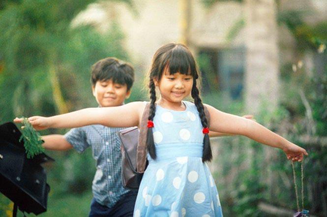 Ngọc Thanh Tâm và Thu Trang đọ tài với sao nhí tại Liên hoan phim Việt Nam-2