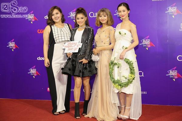 Những nghệ sĩ Việt tham dự MAMA 2017-7