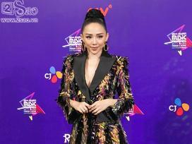 MAMA 2017: Tóc Tiên bất ngờ khi thắng giải Nghệ sĩ Việt Nam xuất sắc nhất