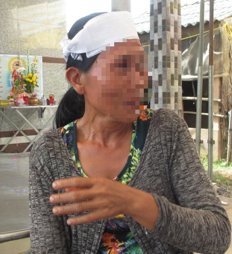 Mẹ già đau thắt khi nhận tin nghịch tử bỏ thuốc độc hại chết 2 người-1