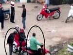 Hà Nội: Cảnh sát hình sự hóa trang bắt nhóm trấn lột như phim hành động