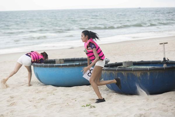 Học trò số xui của Lan Khuê bất ngờ chiến thắng tại Tôi là Hoa hậu Hoàn vũ Việt Nam-3