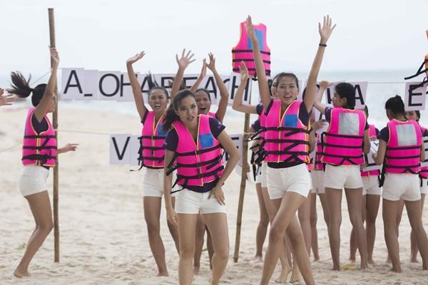 Học trò số xui của Lan Khuê bất ngờ chiến thắng tại Tôi là Hoa hậu Hoàn vũ Việt Nam-4