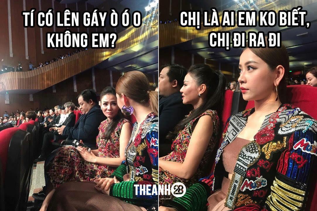 Khán giả đồng loạt phản đối khi Chi Pu hát tiếng Hàn tại lễ trao giải MAMA 2017-2