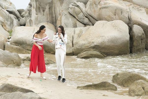 Học trò số xui của Lan Khuê bất ngờ chiến thắng tại Tôi là Hoa hậu Hoàn vũ Việt Nam-11