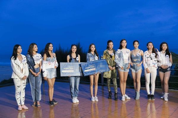 Học trò số xui của Lan Khuê bất ngờ chiến thắng tại Tôi là Hoa hậu Hoàn vũ Việt Nam-12