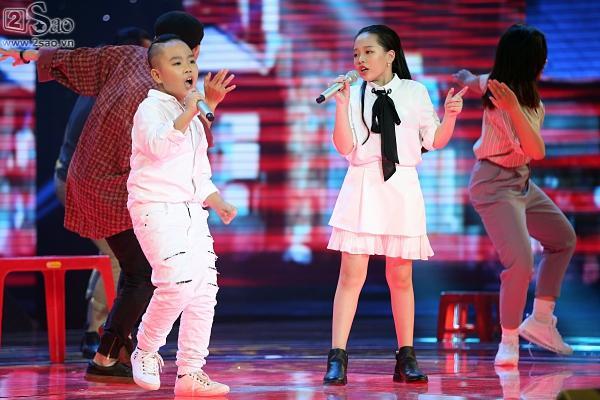 'Adele nhí' Ngọc Ánh đăng quang The Voice Kids 2017-10