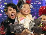 Ba giọng ca nhí giành vé trở lại Chung kết Giọng hát Việt nhí 2017-4