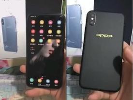 Oppo R13 lộ ảnh, đẹp không kém iPhone X