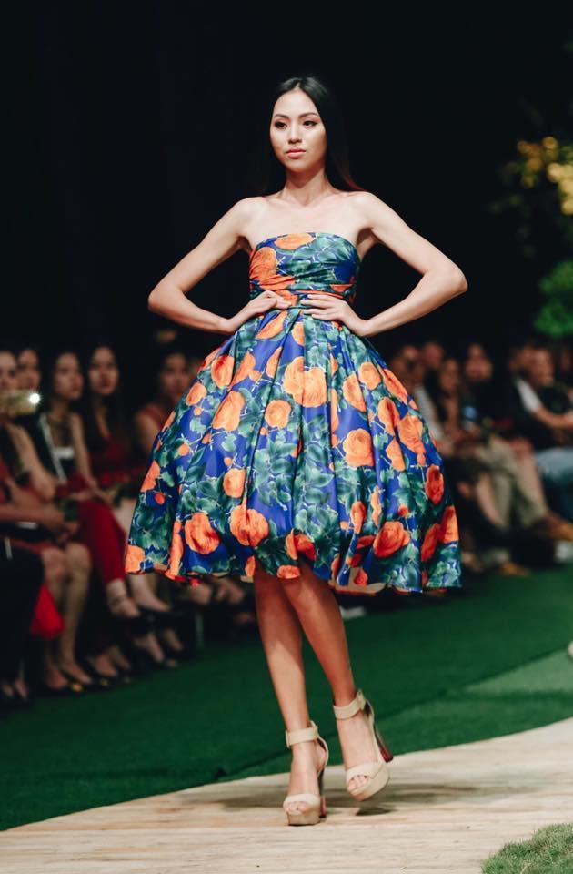 Nhan sắc đời thực của học trò Lan Khuê - thí sinh xuất sắc nhất tập 9 Hoa hậu Hoàn vũ Việt Nam-3