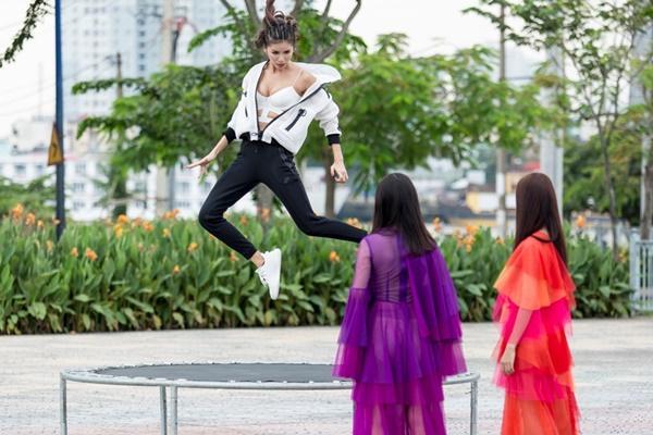 The Look 2017: Kỳ Duyên thẳng tay loại thí sinh mạnh nhất đội Minh Tú-5
