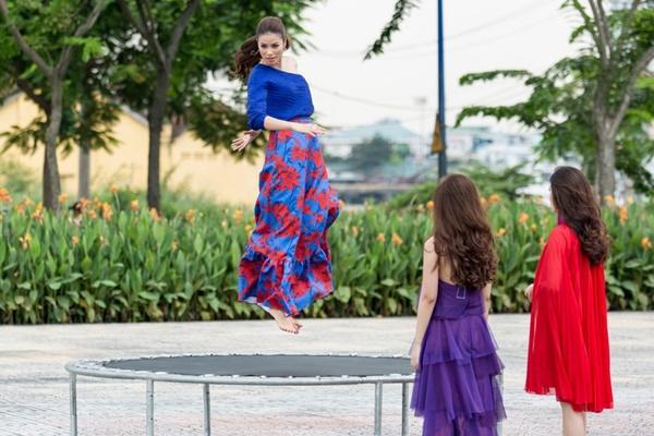 The Look 2017: Kỳ Duyên thẳng tay loại thí sinh mạnh nhất đội Minh Tú-6