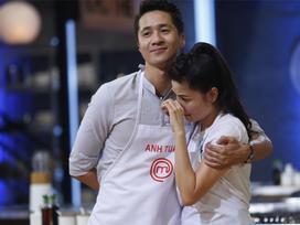 Vua đầu bếp 2017: Pha Lê lộ tính xấu khi thấy bếp của Mai Trang bất ngờ bốc cháy